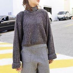 ZZ Lady - Chunky Knit Sweater