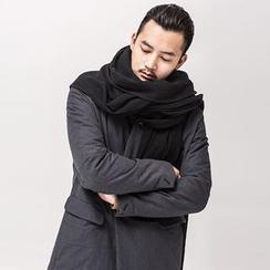 Ashen - 保暖加長圍巾