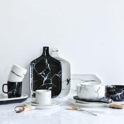 川島屋 - 大理石紋盤子 / 碗