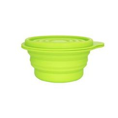 Lexington - Silicone Foldable Storage Bowl with Cover (Large )