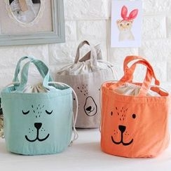 BEANS - Printed Lunch Box Bag