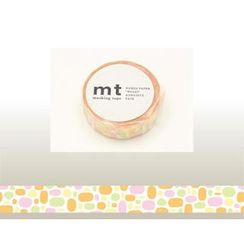 mt - mt Masking Tape : mt 1P Pool Orange