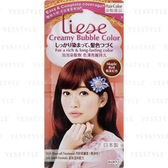 Kao - Liese Creamy Bubble Hair Color (Maple Red)