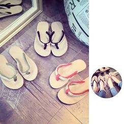 Chuoku - Loop-toe Flip-flops
