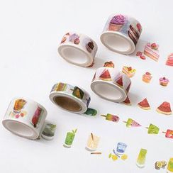 OH.LEELY - Food Print Masking Tape