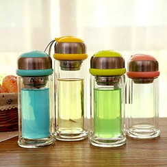 Show Home - Water Bottle with Tea Infuser