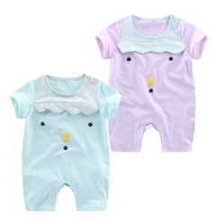 Madou - Baby Color-Block One-Piece