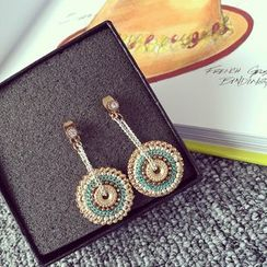 Ticoo - Drop Earrings