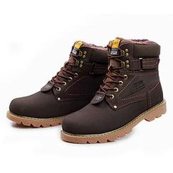 NOVO - Genuine Leather Hiking Boots