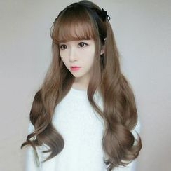 Princess Pea - Long Full Wig - Wavy
