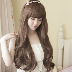 Wigshow - Long Full Wig - Wavy