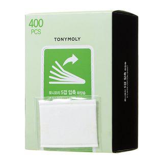 Tony Moly - 5-Layer Cotton Sheet (400pcs)