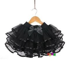 Cuckoo - Kids Layered Tulle Skirt