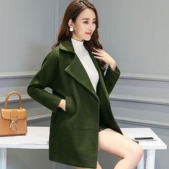 NINETTE - Button Coat