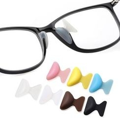Megane - Set of 5: Silicone Glasses Nose Pad