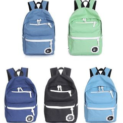 AshTown - Color Block Backpack