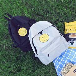 Aoba - Printed Backpack