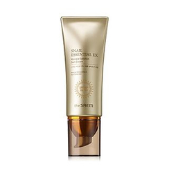 The Saem - Snail Essential EX Wrinkle Solution Sun Cream SPF50+ PA+++ 45ml