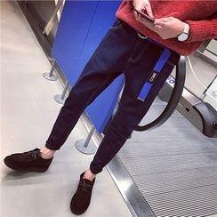 子俊 - 修身哈倫牛仔褲