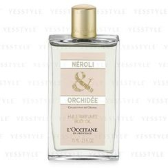 L'Occitane - Neroli and Orchidee Body Oil