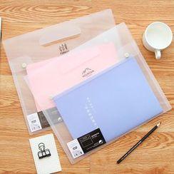 Color Station - Set of 4: Printed File Organizer