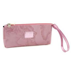 Alviero Martini Cosmetic Bag 1201354 (21cmx10cmx4cm) - # 16 Rose Antico / Old Rose