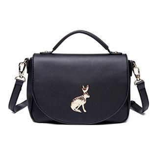 MBaoBao - Rabbit-Accent Satchel