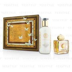 Amouage - Fate Coffret: Eau De Parfum Spray 100ml/3.4oz + Body Lotion 300ml/10oz