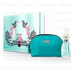Anna Sui 安娜苏 - Secret Wish Coffret: Eau De Toilette Spray 30ml/1oz + Cosmetic Pouch
