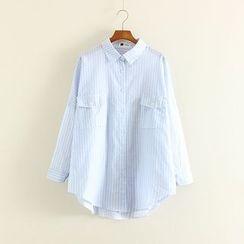 Mushi - Striped Shirt