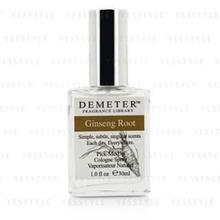 Demeter Fragrance Library - Ginseng Root Cologne Spray