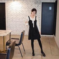 mimi&didi - A-Line Mini Jumper Dress