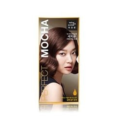 miseenscéne - Perfect Color Cream For Gray Hair (5N Mocha)