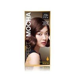 miseenscéne - Perfect Color Cream For Gray Hair (5N Mocha)