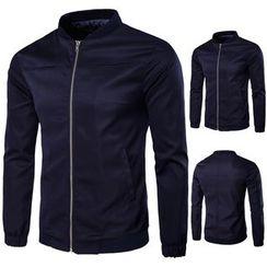 Constein - Plain Zip Jacket