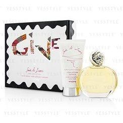 Sisley - Soir De Lune Coffret: Eau De Parfum Spray 100ml/3.3oz + Body Lotion 150ml/5.1oz