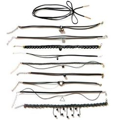 Seoul Young - Set of 10: Choker