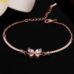 Glitglow - Butterfly Bracelet