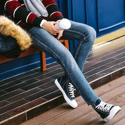 MEOSIDDA - Washed Jeans