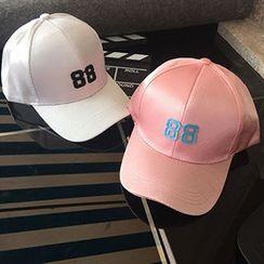 Hats 'n' Tales - Number Applique Baseball Cap