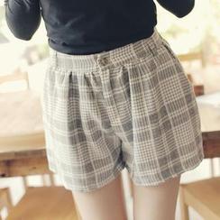 Tokyo Fashion - Plaid Shorts