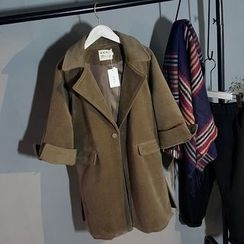Coolvibe - Button Coat