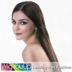 WigYouUp - Lace Parting Wig - Long Straight