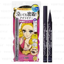 ISEHAN - Kiss Me Heroine Make Smooth Liquid Eyeliner (#01 Black)