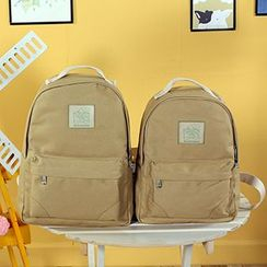 MooMoo Bags - Canvas Backpack