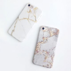 Homap - Marble Mobile Phone Case - Apple iPhone 6 / 6 Plus / 7 / 7 Plus