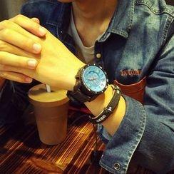 HM - 夜光帶式手錶