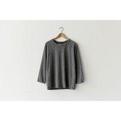 UPTOWNHOLIC - Colored Cotton T-Shirt