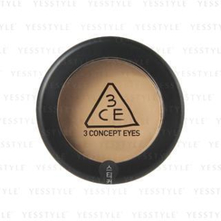 3 CONCEPT EYES - One Color Shadow - Matt (Royal Milk)