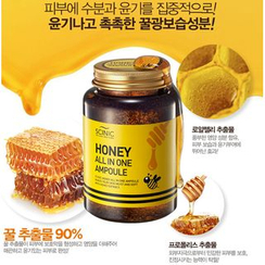 SCINIC - Honey All-in-one Ampoule 250ml